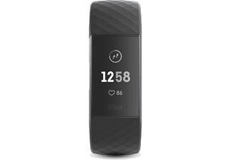 FITBIT Activity tracker Charge 3 Graphite