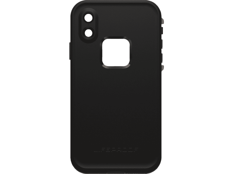 LIFEPROOF Fre , Backcover, Apple, iPhone Xr, Schwarz