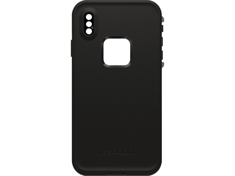 LIFEPROOF Fre , Backcover, Apple, iPhone Xs Max, Schwarz