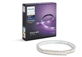 Tira LED inteligente - Philips Lightstrip Plus 2 metros Color variable, domótica