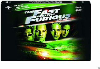A Todo Gas 1 (Fast and Furious) - Dvd - Horizontal