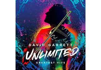David Garrett Unlimited Greatest Hits Klassik Crossover CD