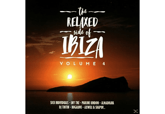 VARIOUS - The relaxed Side of Ibiza Vol.4 - CD