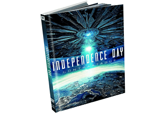 Independence Day Contraataque Digibook - DVD