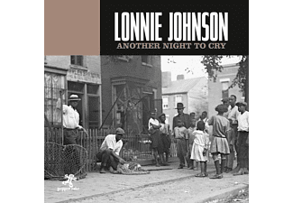 Lonnie Johnson - Another Night To Cry - (CD)