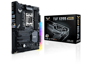 Placa Base - ASUS TUF X299 MARK 2, Intel X299, LGA 2066, ATX
