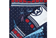 NUMSKULL Star Wars Tie Fighter: Battle of Yavin Pullover S Pullover, Blau