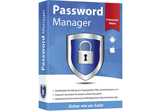 Password Manager - Professional Edition