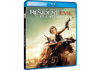 Resident Evil 6: The final chapter - Blu-ray