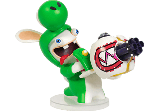 UBI COLLECTIBLES Mario + Rabbids Kingdom Battle: Rabbid Yoshi 3'' Figur, Mehrfarbig