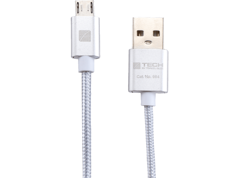 TRAVEL BLUE Deluxe-Micro USB-Kabel