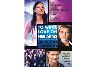 To Write Love On Her Arms - Un Nuevo Comienzo - Dvd