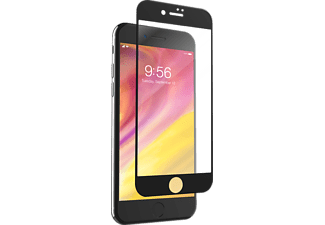 ZAGG InvisibleShield Glass Curve Screen Skärmskydd till iPhone 7/8 - Svart