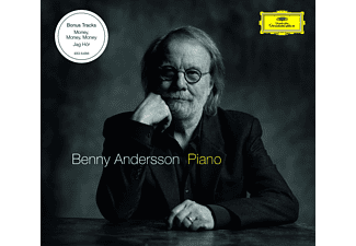 Benny Andersson - Piano – Bonus Version - (CD)