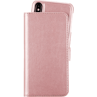 HOLDIT Wallet , Bookcover, Apple, iPhone Xs Max, Rose Gold