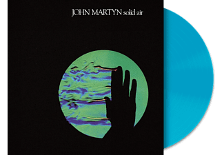 John Martyn - Solid Air (Transparent Blue Vinyl) - (Vinyl)