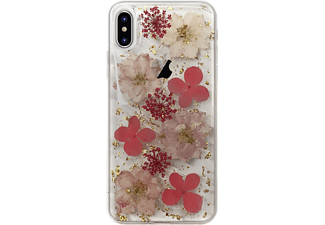 PURO Glam Hippie Chic Handyhülle, Apple iPhone X, Pink
