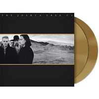 U2 - Joshua Tree,The (Gold Vinyl) [Vinyl]