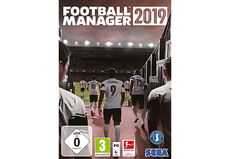 PC/Mac - Football Manager 2019 /D