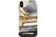 IDEAL OF SWEDEN Fashion Case Backcover Apple iPhone XS Max Kunststoff, Mikrofaser-Futter Outer Space