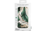 IDEAL OF SWEDEN Fashion Case , Backcover, Apple, iPhone Xs Max, Kunststoff, Mikrofaser-Futter, Golden Jade