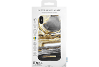 IDEAL OF SWEDEN Fashion Case , Backcover, Apple, iPhone Xs Max, Kunststoff, Mikrofaser-Futter, Outer Space