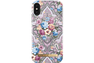 IDEAL OF SWEDEN Fashion Case , Backcover, Apple, iPhone Xs, Kunststoff, Mikrofaser-Futter, Romantic Paisley