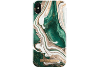 IDEAL OF SWEDEN Fashion Case, Backcover, Apple, iPhone XS Max, Golden Jade