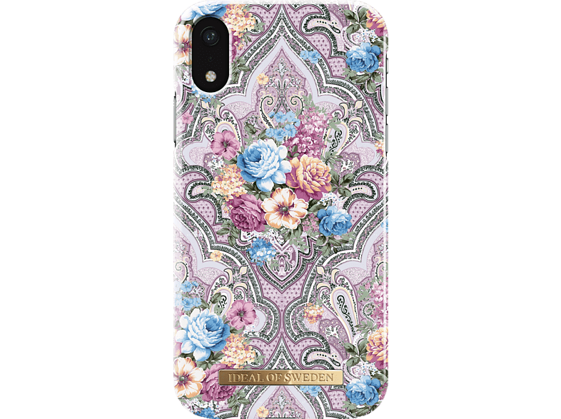 IDEAL OF SWEDEN  Fashion Case Backcover Apple iPhone Xr Kunststoff, Mikrofaser-Futter Romantic Paisley | 07340168704659