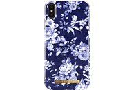 IDEAL OF SWEDEN Fashion Case, Backcover, Apple, iPhone XS Max, Sailor Blue Bloom