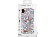 IDEAL OF SWEDEN Fashion Case , Backcover, Apple, iPhone Xs Max, Kunststoff, Mikrofaser-Futter, Romantic Paisley