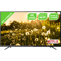 OK. ODL 55650U-TIB LED TV (Flat, 55 Zoll/139 cm, UHD 4K, SMART TV, Linux)