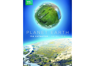Planet Earth: Series 1 & 2 - DVD