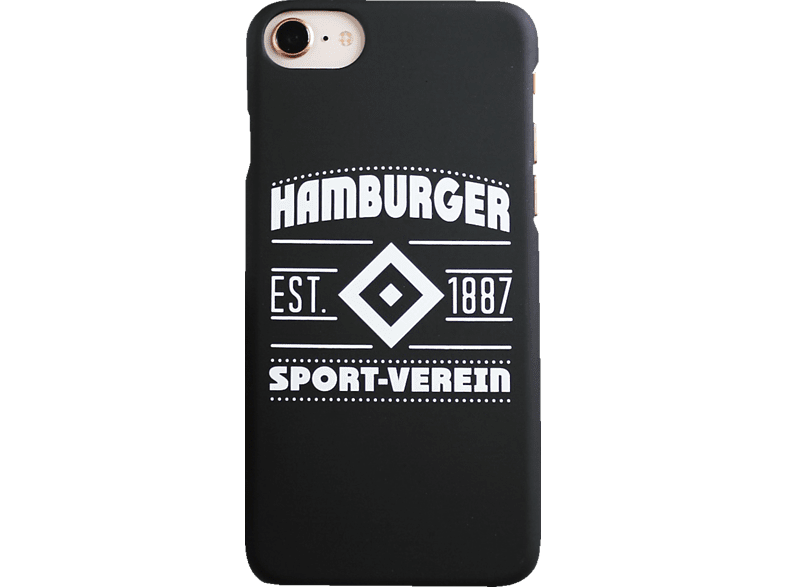 ICANDY  HSV Wappen Backcover Apple iPhone 8/7/6 Mehrfarbig | 04260350088097