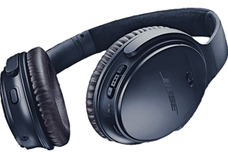 BOSE QuietComfort 35 wireless headphones II - Limited Edition, Over-ear Kopfhörer, Near Field Communication, Headsetfunktion, Bluetooth, Dunkelblau