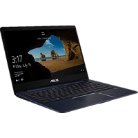 ASUS ZenBook 13, Notebook mit 13.3 Zoll Display, Core™ i5 Prozessor, 8 GB RAM, 256 GB SSD, GeForce® MX150, Royal Blue