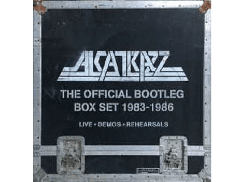 Alcatrazz - The Official Bootleg Box Set 1983-1986 (6CD Box) [CD]