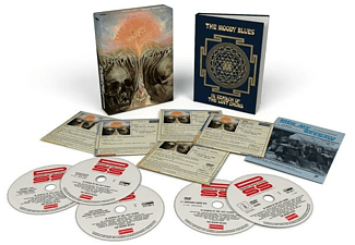 The Moody Blues - In Search Of The Lost Chord (Ltd.Super Deluxe) - (CD + DVD Video)