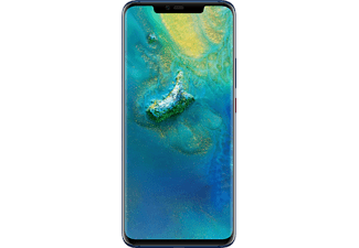HUAWEI Smartphone Mate 20 Pro Dual SIM Midnight Blue Pack Proximus