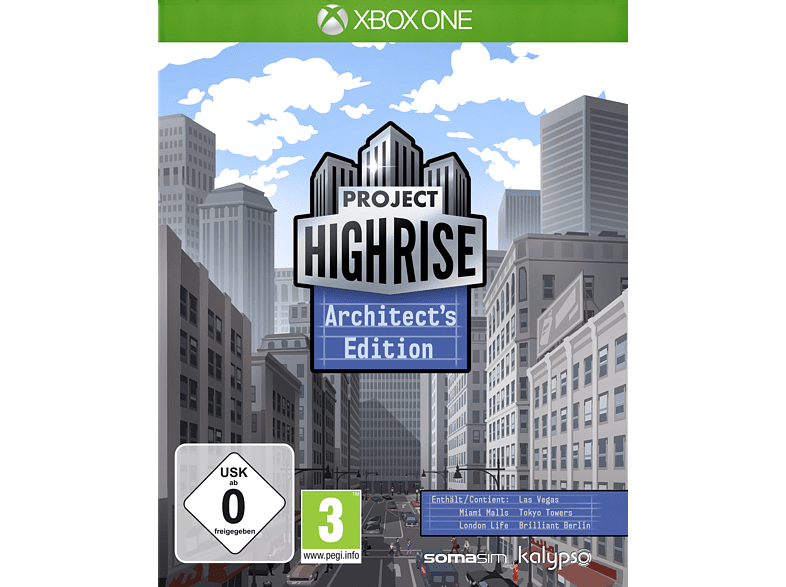 Project Highrise: Architect's Edition [Xbox One]