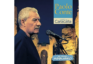 Paolo Conte - Live in Caracalla-50 Years Of Azzurro (Live) - (Vinyl)