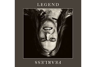 Legend - Fearless - (Vinyl)