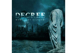 Decree - Moment Of Silence (Blue Vinyl) - (Vinyl)