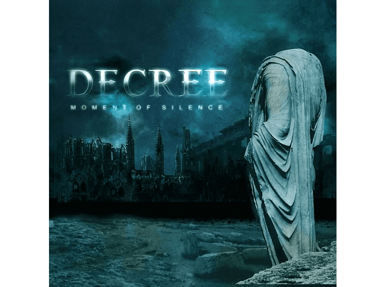 Decree - Moment Of Silence (Blue Vinyl) [Vinyl]