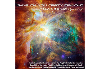 VARIOUS - Shine On You Crazy Diamond: A Tribute To Pink Fl0y - (CD)