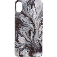 V-DESIGN VMR 117 , Backcover, Apple, iPhone XS Max, Thermoplastisches Polyurethan, Mehrfarbig