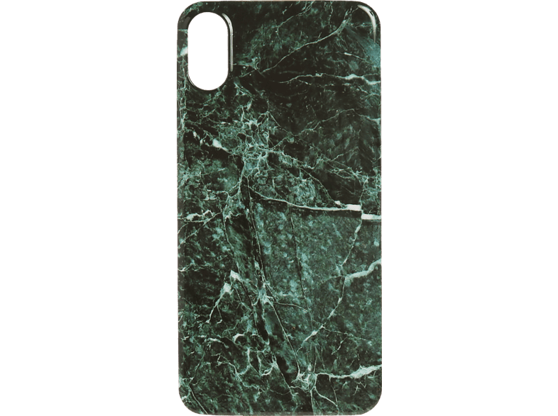 V-DESIGN VMR 116 , Backcover, Apple, iPhone XS Max, Thermoplastisches Polyurethan, Mehrfarbig