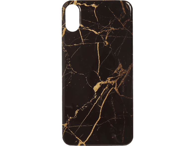 V-DESIGN VMR 104 , Backcover, Apple, iPhone XS/X, Thermoplastisches Polyurethan, Mehrfarbig