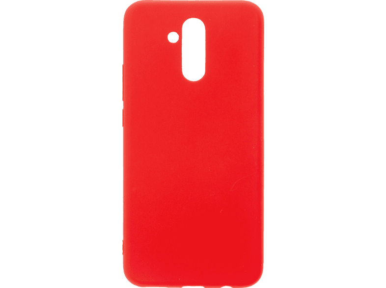 V-DESIGN VMT 273 , Backcover, Huawei, Mate 20 lite, Thermoplastisches Polyurethan, Rot