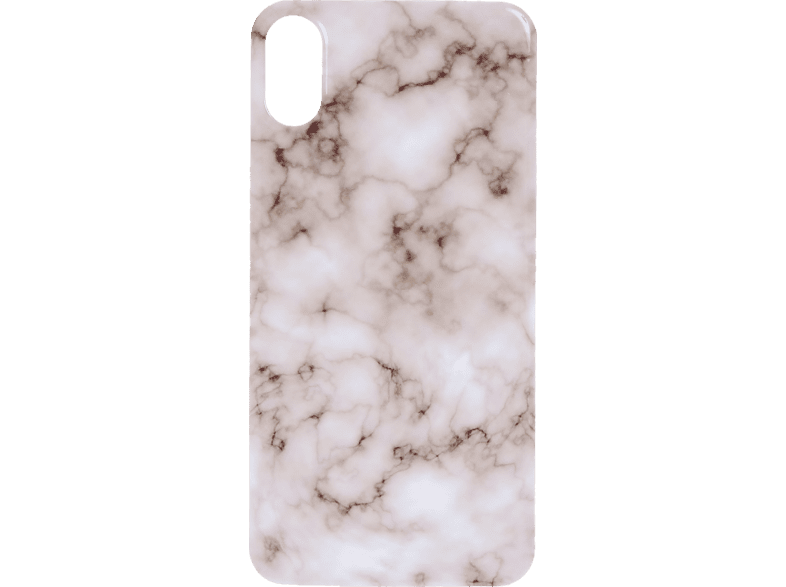 V-DESIGN  VMR 105 Backcover Apple iPhone XS/X Thermoplastisches Polyurethan Mehrfarbig | 04056212037507